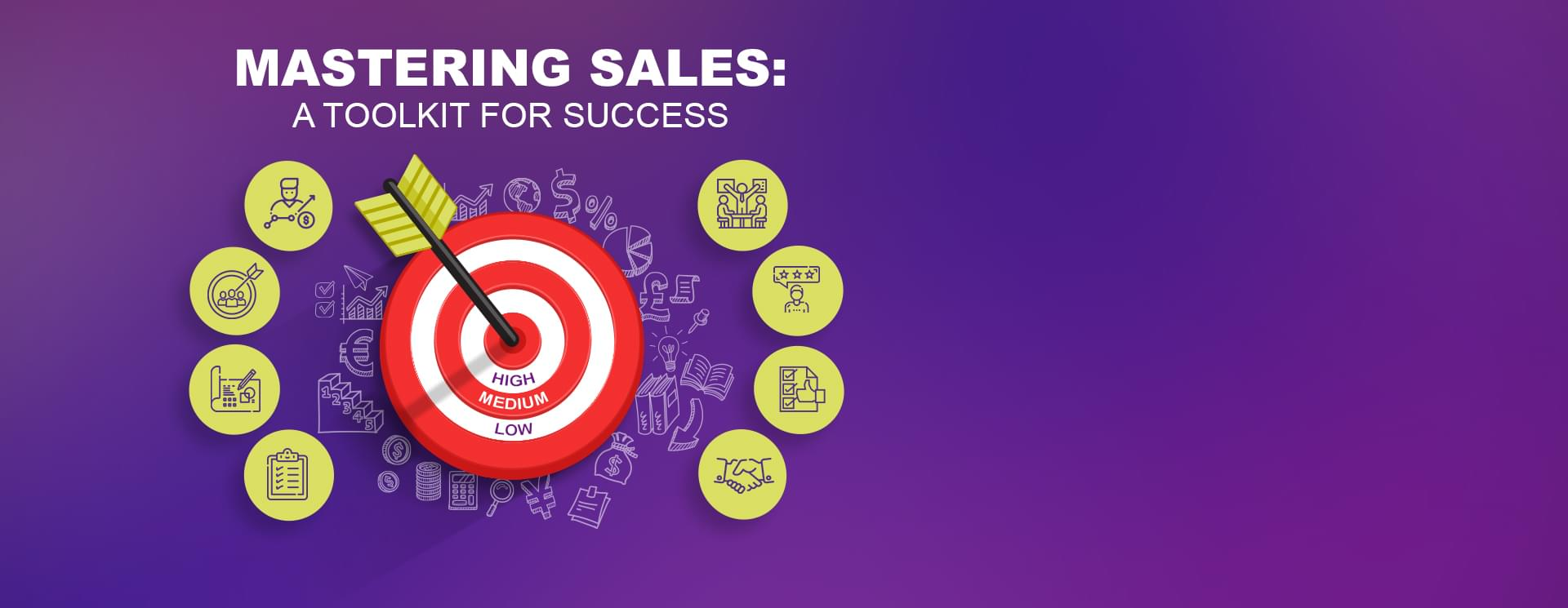 Mastering Sales: A Toolkit for Success
